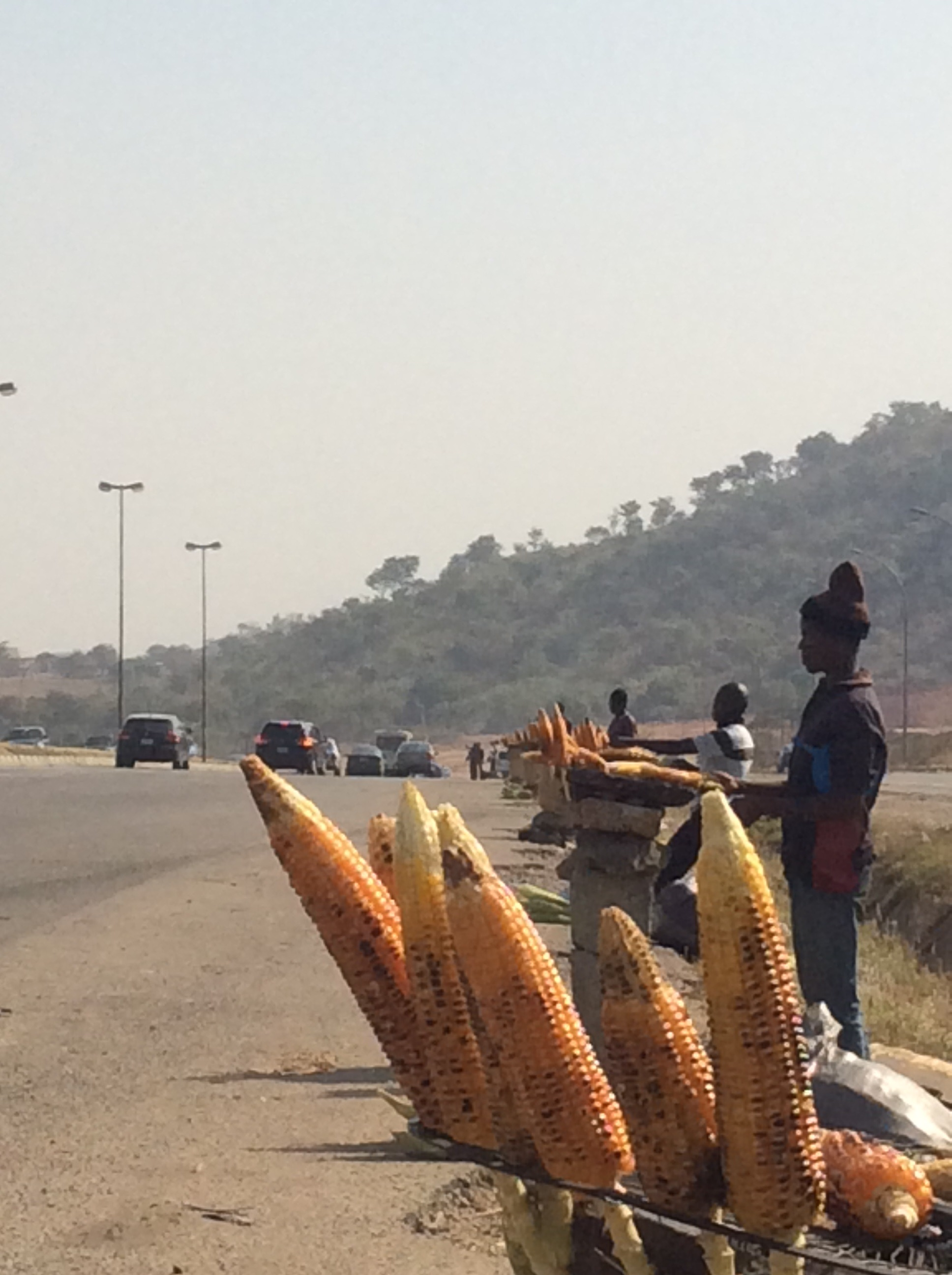 Motorists drop by regularly to enjoy this tasty corn... Are you drooling yet?