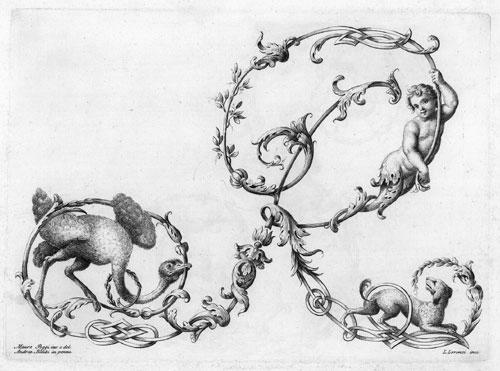 Credit: 'R' by Lorenzo Lorenzi (1772-1850)